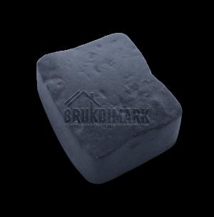 Античный камень АКМ, серо-графитовый