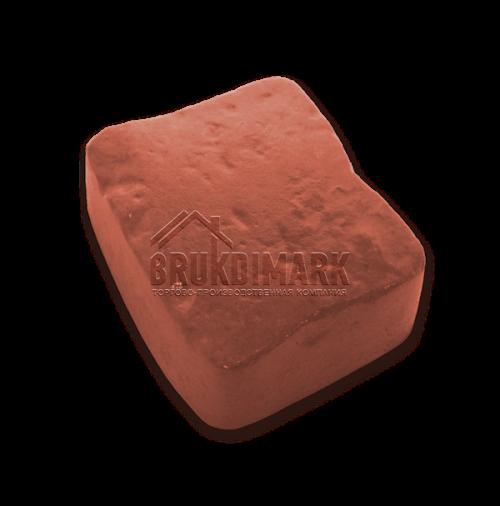Античный камень АКМ, темно-терракотовый