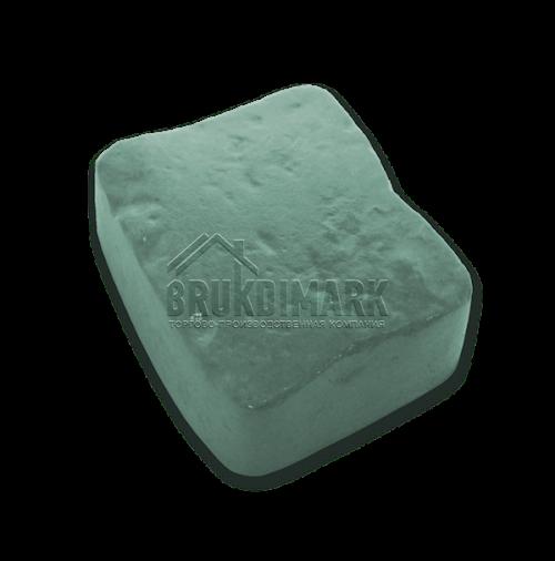Античный камень АКМ, зеленый