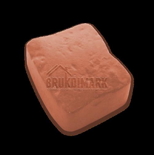 Античный камень АКМ, терракотовый