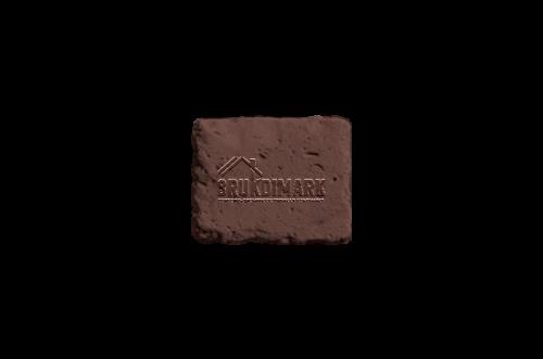 Античный камень АКБ, серо-антрацитовый