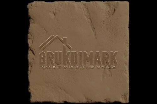 Античный камень АКБ, каштаново-коричневый