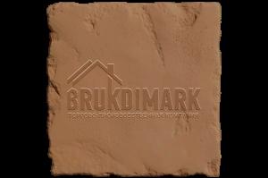 Античный камень АКБ, красно-коричневый