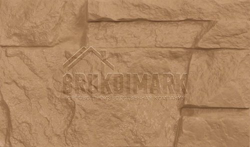 ФД/Сланец-3к, кремово-коричневый