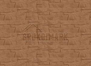 ФД/Сланец-3к, красно-коричневый